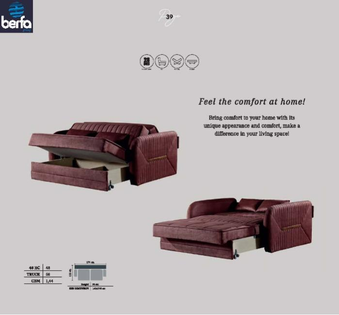 Sovekabine sofa Speedy - Søvn sofa producenter