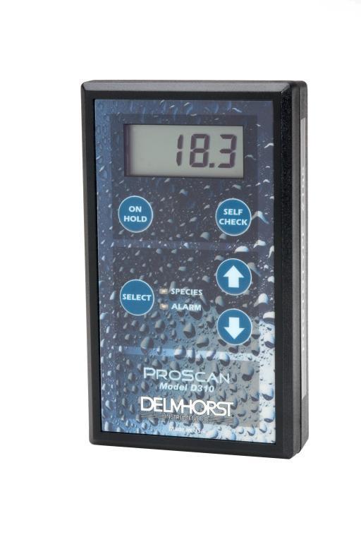 ProScan pinless wood moisture meter - Flooring - Wood