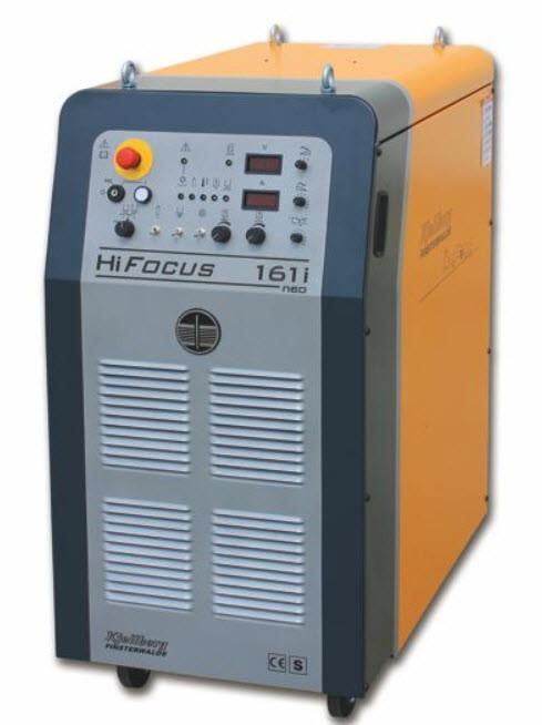 HiFocus 161i neo - Generatore di corrente per taglio al plasma per taglio al plasma