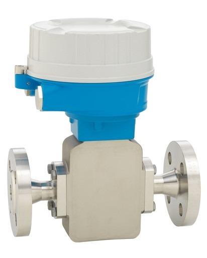 Proline Promag H 500 Magnetisch-induktiv Durchflussmessgerät - Spezialist für hygienische Anwendungen als Getrenntausführung mit bis zu 4 I/Os