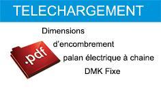 Palan électrique à chaîne DMK-Fixe - null