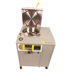 Top Loading Autoclaves - Compact 60 Vacuum