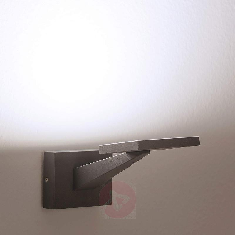 Modern LED outdoor wall lamp Fedra - Outdoor Wall Lights