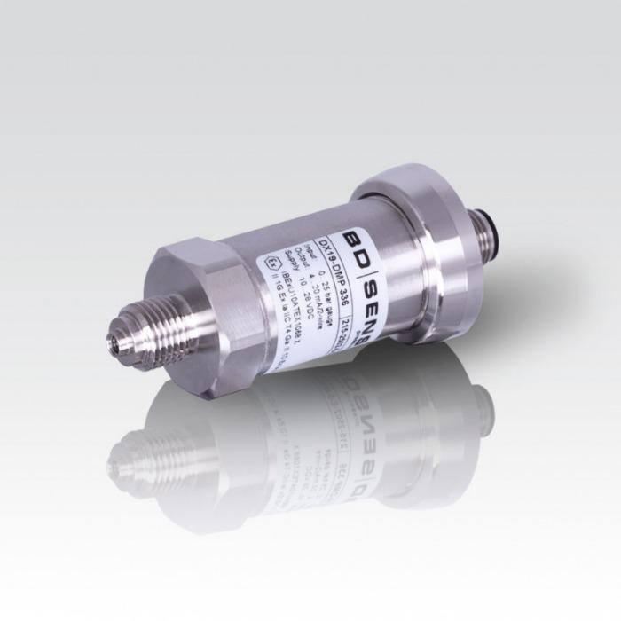 Pressure transmitter DMP 336 - pressure tranmitter DMP 336 for hydrogen applications or technical gases
