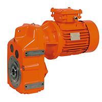 Mub 3000 - Motorreductores helicoidales de salida... - Manubloc - zona 1 y 2