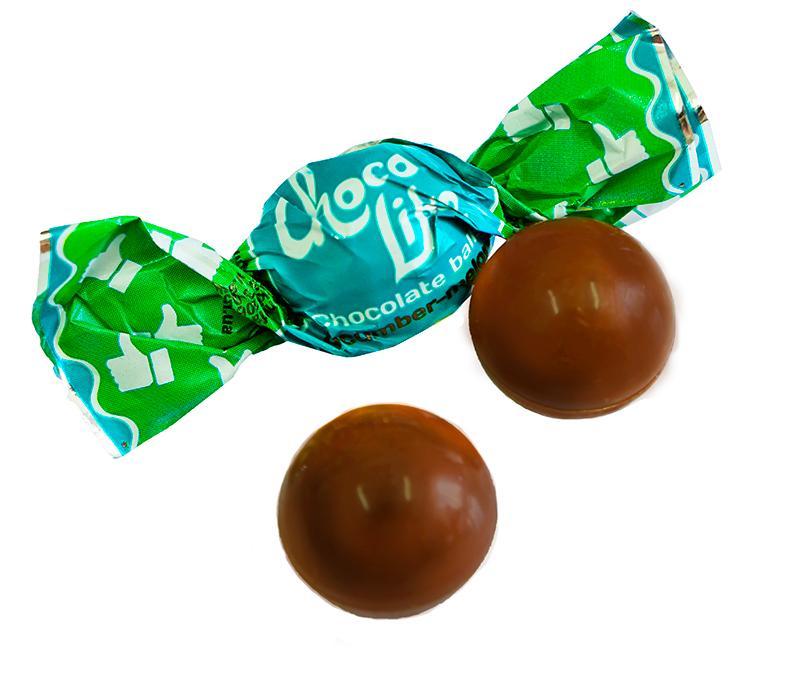 "Chocolates ""ChocoLike"" cucumber-melon -"