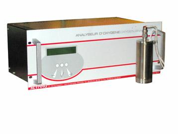 S24N-2020 analyser - oxygen analysers for combustion gases