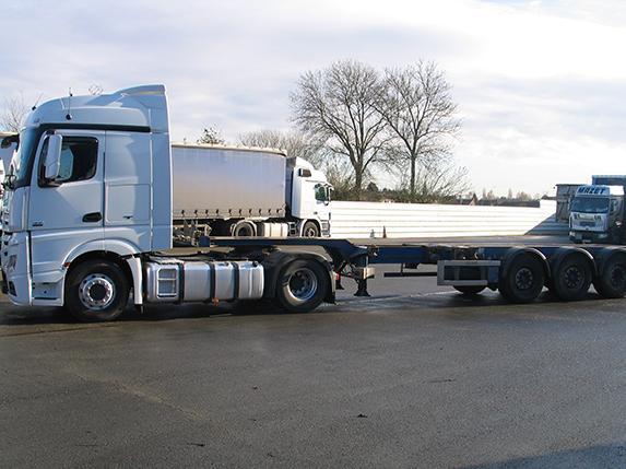 Transport routier de marchandise - null