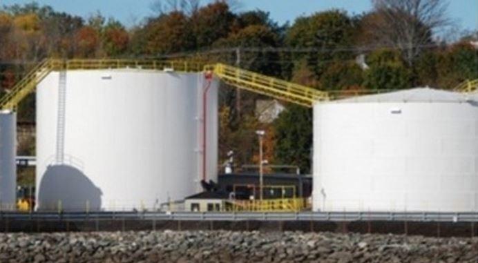 Lagertanks für Großlagerungen -