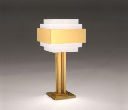 Art deco style lamp - Model 944