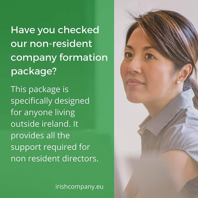 Non-Resident Formation Package