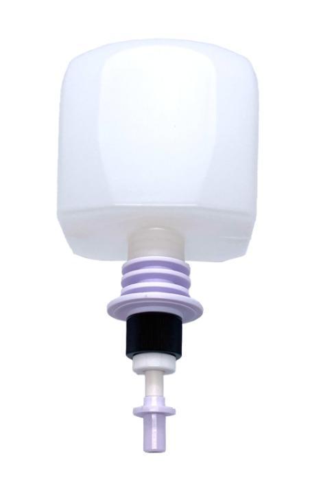 Premium disinfectant dispenser  - with contactless disinfectant dispenser - wall mounting