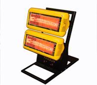 Producten gamma Enerco - Mobiele infrarood verwarming
