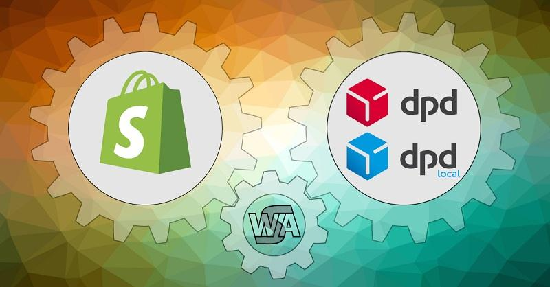 Aplicatie Integrare DPD cu Shopify - Pentru magazine online Shopify