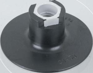 Schleifteller zum Polieren  - Aus Polymer