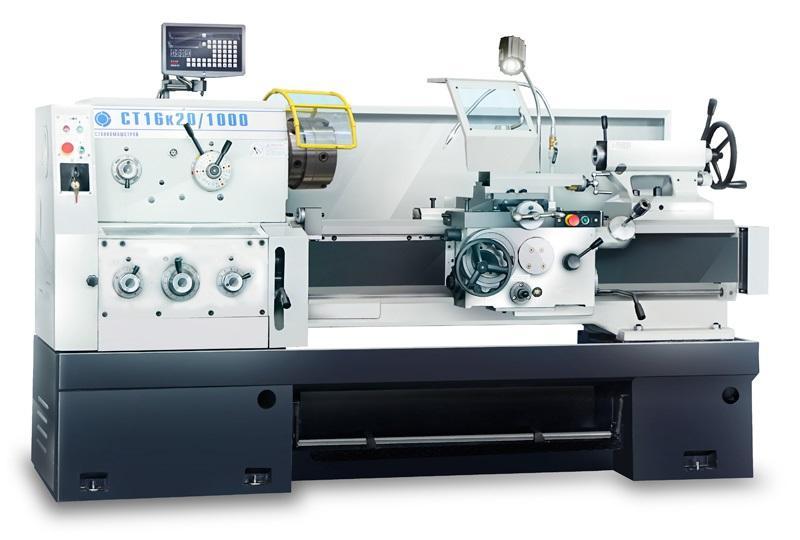 Konventionelle drehmaschinen ST16k20 -