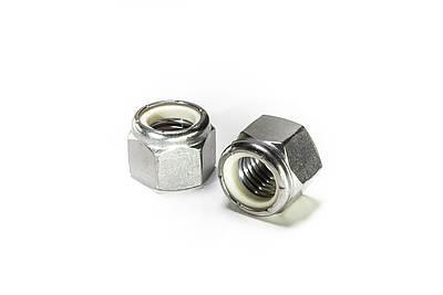 Lock Nuts with nylon insert - null