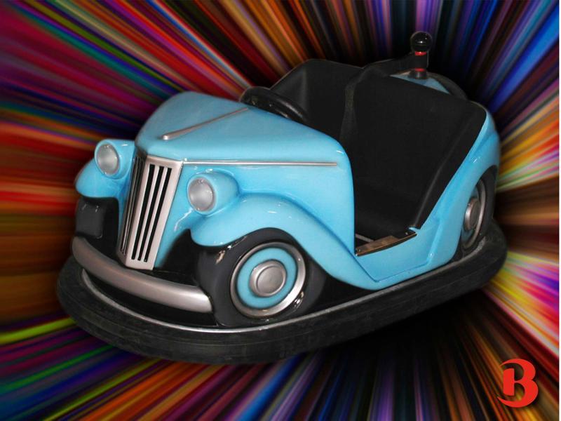 Classic - Bumper Cars Mini