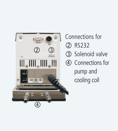 FP40-MA - Banhos termostáticos - Banhos termostáticos