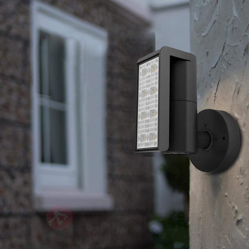 Applique d'extérieur LED flexible Club - Appliques d'extérieur LED