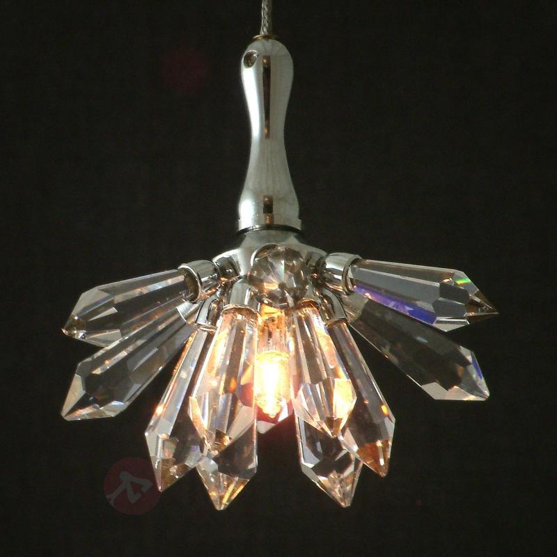 Brillante suspension Serenata Fiore - Suspensions en cristal