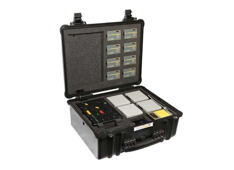 Dosimetric Detection simulator DosiCase - Dosimetric Detection Simulator for radiation awareness training