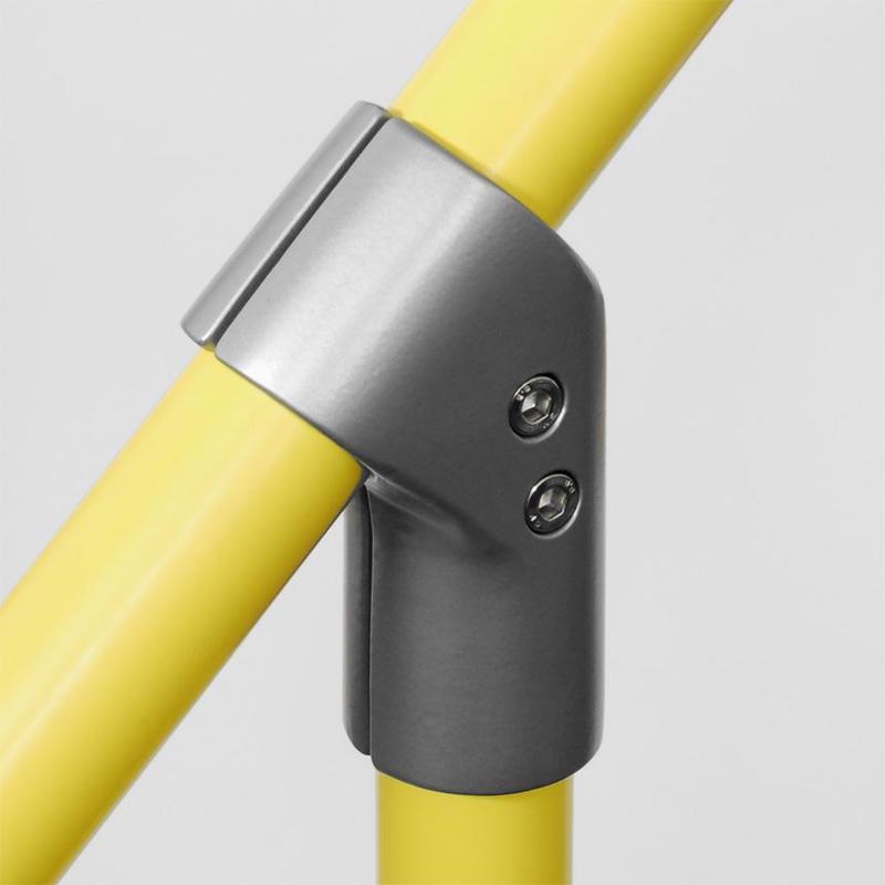 Universal tube connectors - Tubular Connector Nr. 40 a