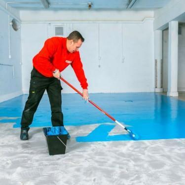 Peinture de sol bois - Peinture industrielle à séchage rapide