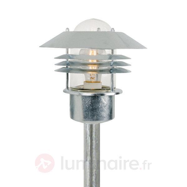 Borne lumineuse VEJERS acier galvanisé - Toutes les bornes lumineuses