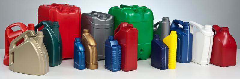INDUSTRIAL PLASTIC - MINERAL OIL