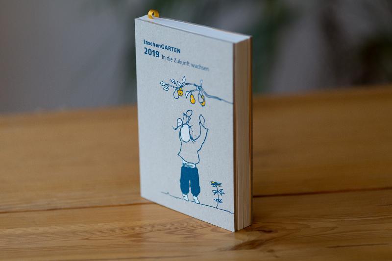 Taschen Garten 2019 - Calendar