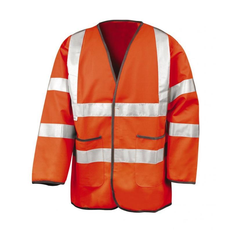 Veste de sécurité 2 poches - Vestes