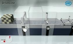 Incremental actuators - Actuator AG01 Incremental