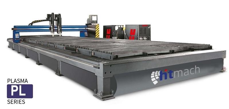 HTMACH Plasma Cutting Machine - PL Series Plasma Cutting Machines