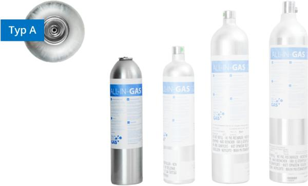 zero grade air / analytical air - single gas mixtures