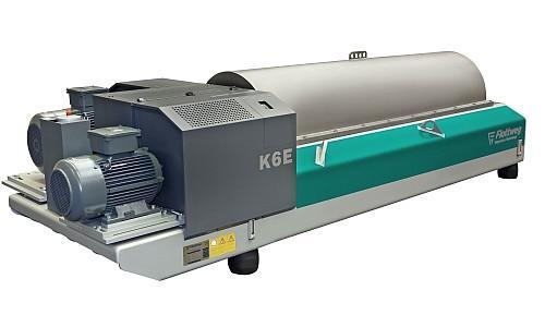 Sorticanter® Flottweg - Sorticanter®: o decanter de reciclagem da Flottweg