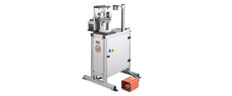 Machines for attaching handles - Handle fastening