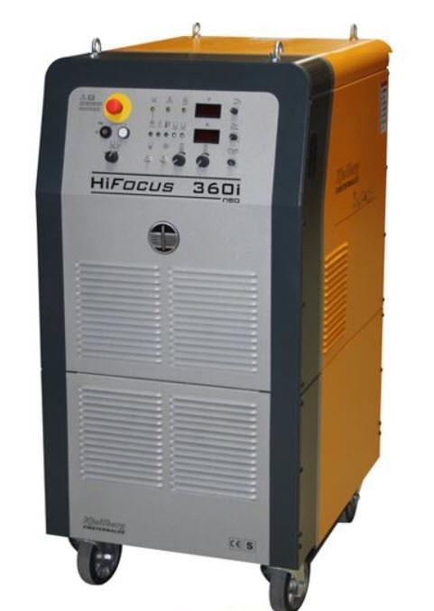 HiFocus 360i neo - Generatore di corrente per taglio al plasma CNC - HiFocus 360i neo