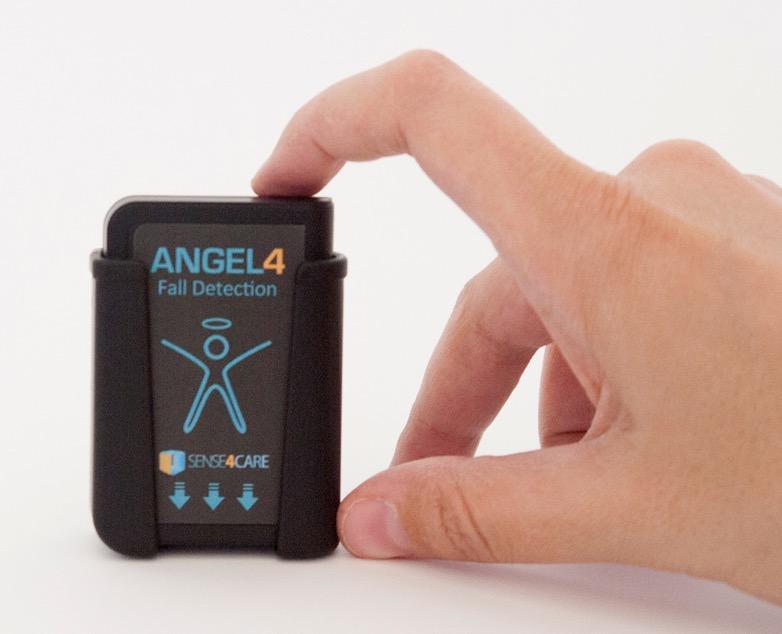 Detector de caídas Angel4 - Detector de caídas de uso personal