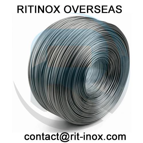 Titanium Gr 5 Coil Wire -
