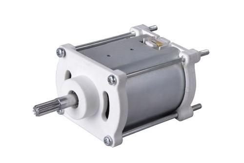 PMDC motor range