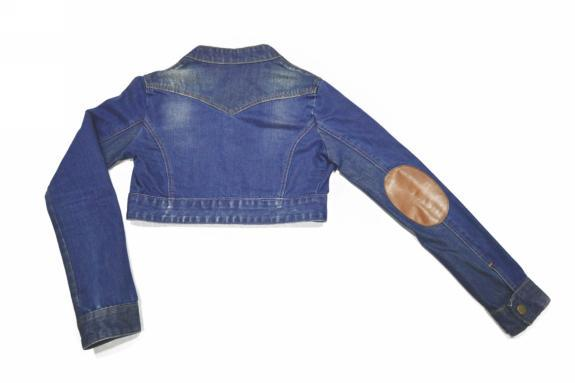 Blusão - Jeans Jacket