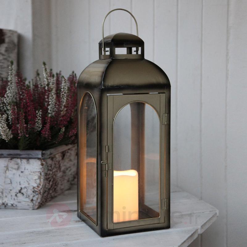 Lampe décorative Alissa 43 cm - Décorations de Noël LED d'intérieur
