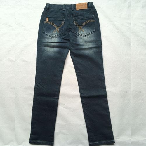 Women's jeans Retro denim trousers  -