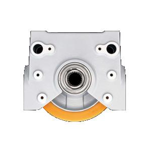 Demag wheel block - LRS series - For specific requirements without any need for design work - Wheel block - LRS