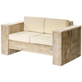 Lounge furniture - Timber 2-Sitzer