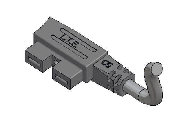 Connettore per valvole gas modulari -
