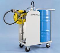 Mobile fluid systems - combiclean fluidstation CF2