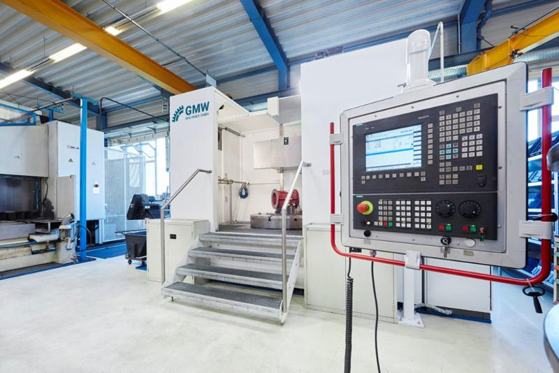 CNC Single-Column / Vertical Lathes - Vertical Turning Lathes