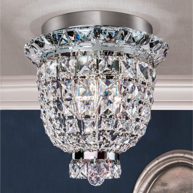 Pretty crystalceiling lamp Ambassador - design-hotel-lighting